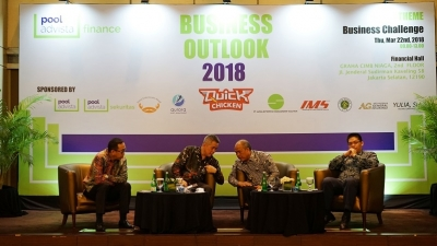Pool Advista Finance Gelar Business Outlook 2018