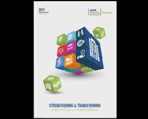 Annual Report - PT Pool Advista Finance, Tbk. Tahun 2019/